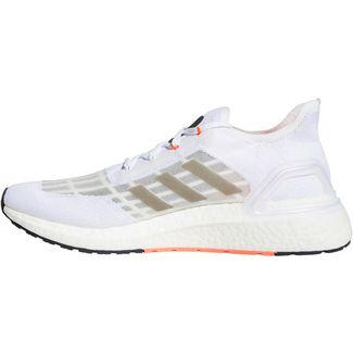 adidas Ultraboost Laufschuhe Herren ftwr white-core black-solar red
