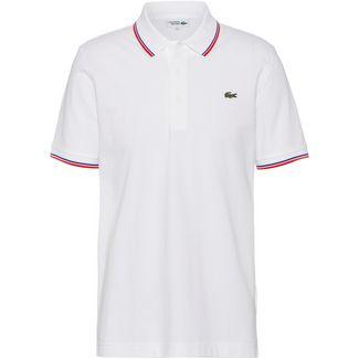 Lacoste Poloshirt Herren blanc-corrida-cosmique