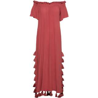 watercult Maxikleid Damen rebel rose