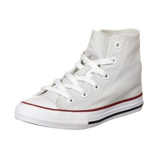 CONVERSE Chuck Taylor All Star Seasonal High Sneaker Kinder hellgrau / weiß