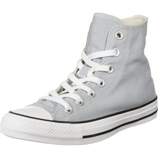 CONVERSE Chuck Taylor All Star Seasonal High Sneaker Damen hellgrau