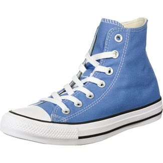 CONVERSE Chuck Taylor All Star Seasonal High Sneaker Damen blau