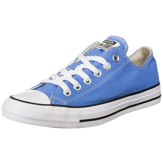 CONVERSE Chuck Taylor All Star Seasonal OX Sneaker Damen blau