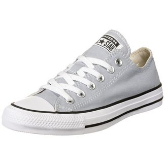 CONVERSE Chuck Taylor All Star Seasonal OX Sneaker Damen hellgrau