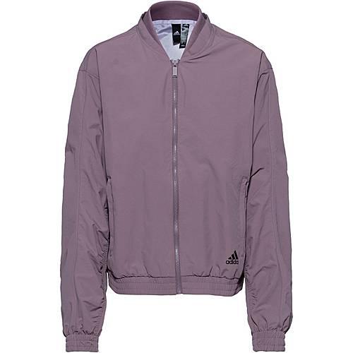 adidas Bomberjacke Damen legacy purple im Online Shop von SportScheck kaufen
