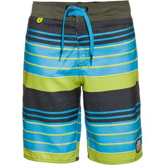 Protest Jonah Jr Boardshorts Kinder grey green