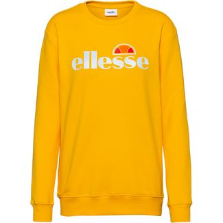 Ellesse Tofaro Sweatshirt Damen yellow