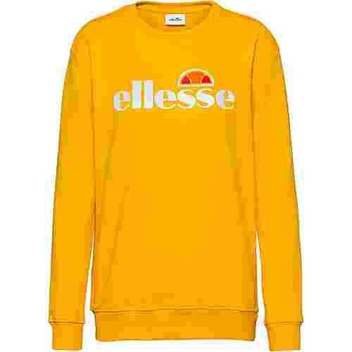 Ellesse Tofaro Sweatshirt Damen yellow
