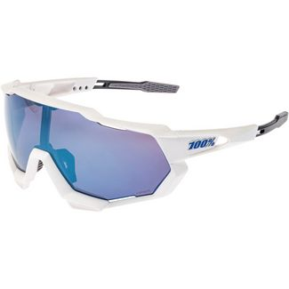 ride100percent Speedtrap Sportbrille matte white