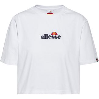 Ellesse Fireball Croptop Damen white