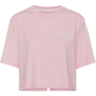 Calvin Klein Utility Strong Funktionsshirt Damen pink nectar heather