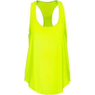 Onzie Tanktop Damen neon yellow