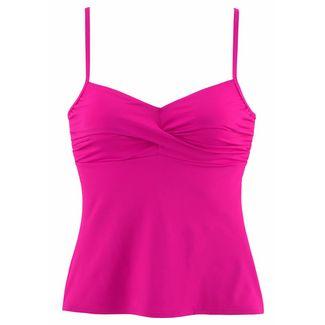 S.OLIVER Bikini Oberteil Damen pink