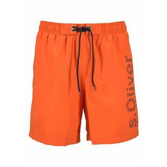 S.OLIVER Badeshorts Herren orange