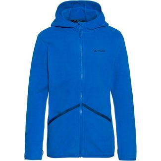 VAUDE Pulex Hooded Kunstfaserjacke Kinder radiate blue