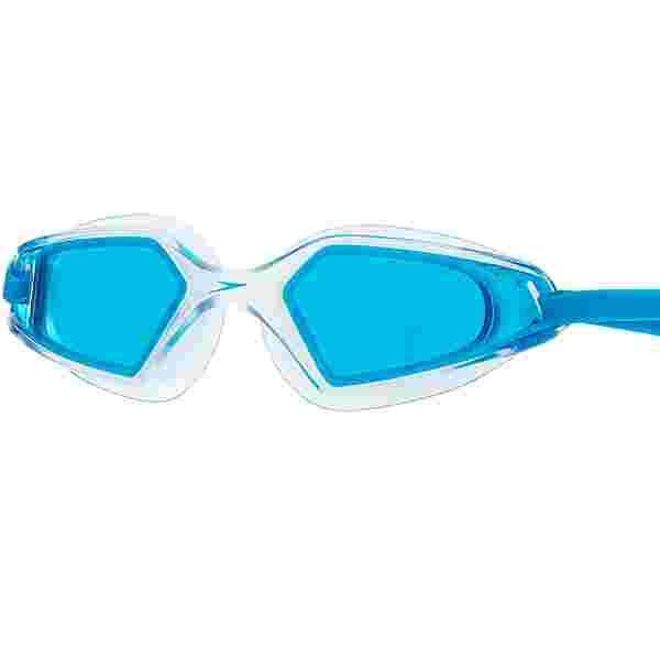 SPEEDO Hydropulse Schwimmbrille pool blue-clear-blue