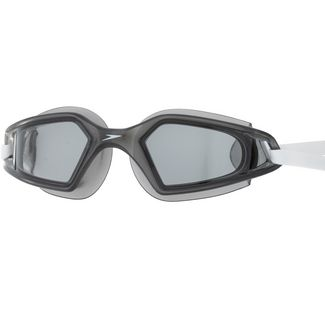 SPEEDO Hydropulse Schwimmbrille white/elephant/light smoke