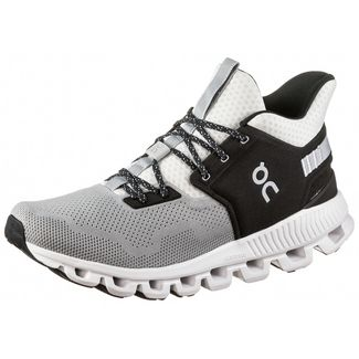 ON Cloud Hi Edge Laufschuhe Herren glacier-black