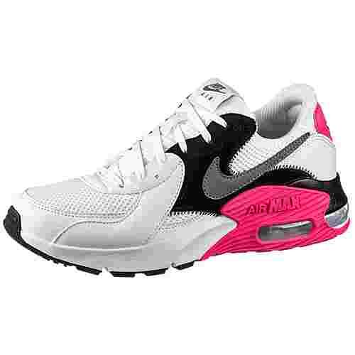 Nike Air Max Excee Sneaker Damen white-cool grey-black-hyper pink