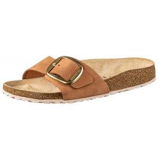Birkenstock Madrid Big Buckle Sandalen Damen brandy