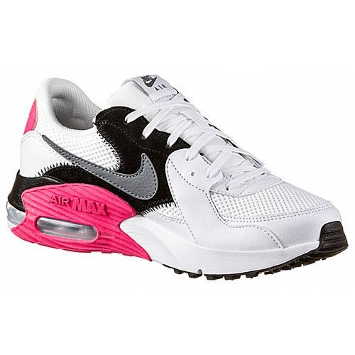 Nike Air Max Excee Sneaker Damen white cool grey black hyper pink im Online Shop von SportScheck kaufen