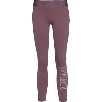adidas Alphaskin Tights Damen legacy purple