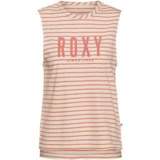 Roxy Tanktop Damen cafe creme zoupla horizontal