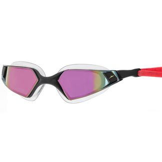 SPEEDO Aquapls Pro Schwimmbrille psycho red/blk/rose gold