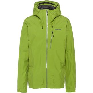 Patagonia Calcite Hardshelljacke Herren supply green