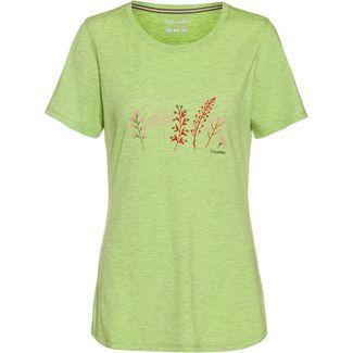 Schöffel Swakopmund1 T-Shirt Damen opaline green