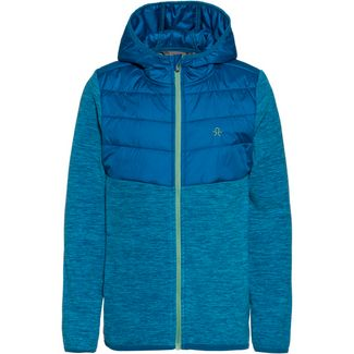 COLOR KIDS Shermann Fleecejacke Kinder blue sapphire
