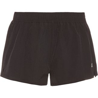 Calvin Klein Essential Funktionsshorts Damen ck black-claret red