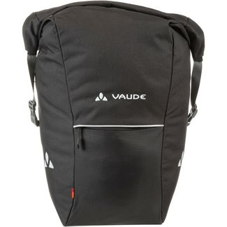 VAUDE Road Master Roll-It Fahrradtasche black uni