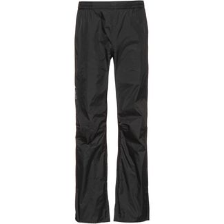 VAUDE Men's Drop Pants II Regenhose Herren black uni