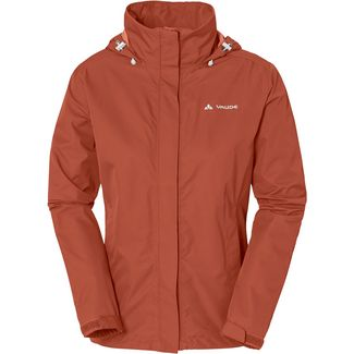 VAUDE Escape Light Regenjacke Damen hotchili
