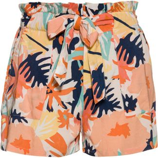 Roxy Shorts Damen peach blush bright skies
