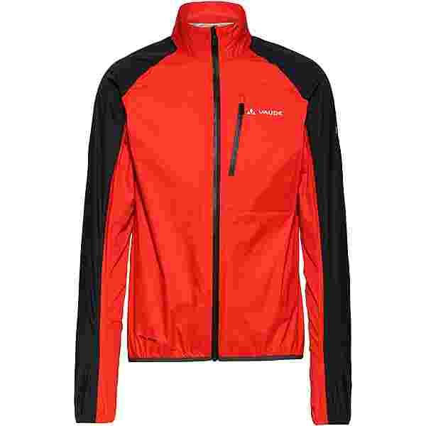 VAUDE Men's Drop Jacket III Fahrradjacke Herren mars red