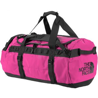 The North Face Base Camp Duffel Reisetasche Mr. Pink-TNF Black