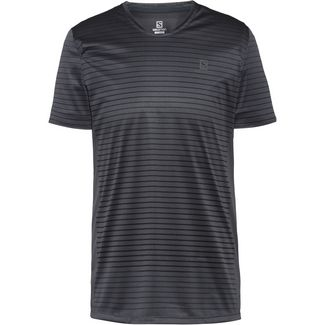 Salomon Sense Funktionsshirt Herren ebony black