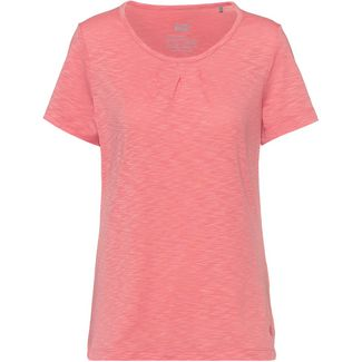 Jack Wolfskin Travel Drap T-Shirt Damen rose quartz