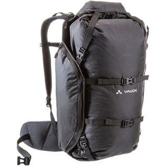 VAUDE Trailpack Fahrradrucksack black uni