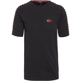 SMILODOX Ripplez T-Shirt Herren midnight navi