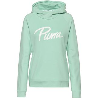 PUMA ATHLETICS Hoodie Damen misty green