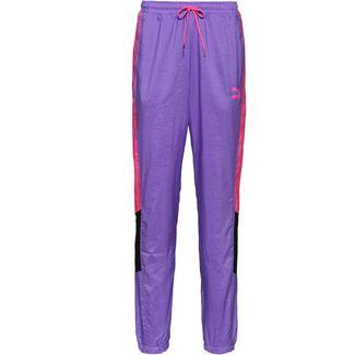 PUMA Tailored for Sport Nylonhose Damen luminous purple