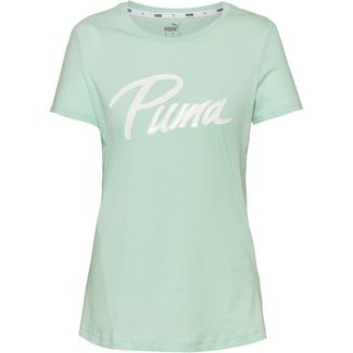 PUMA ATHLETICS T-Shirt Damen misty green