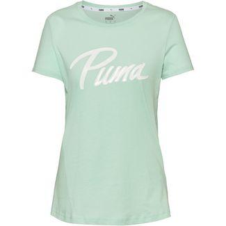 PUMA ATHLETICS Trainingsshirt Damen misty green