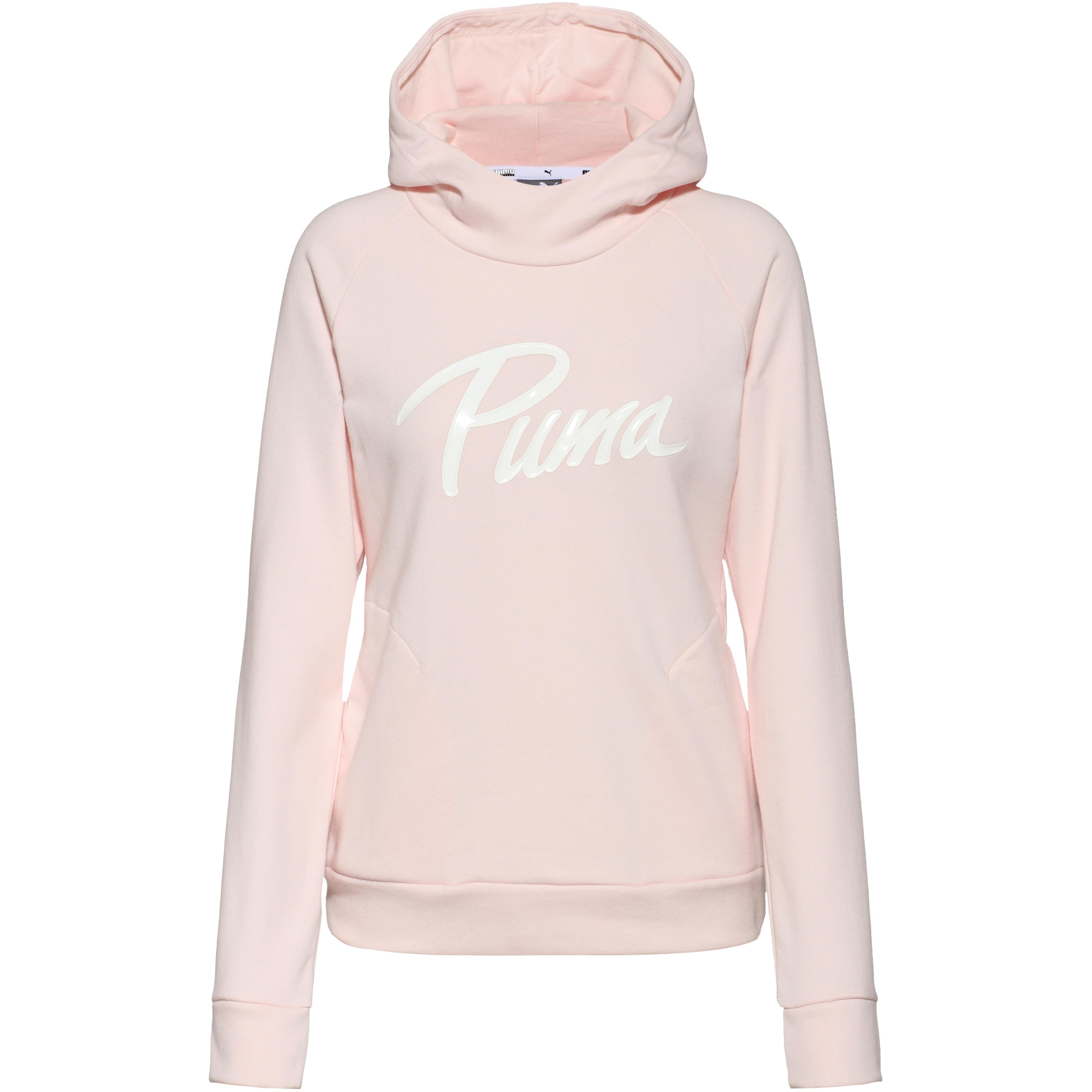 Pullover \u0026 Sweats von PUMA in rosa im Online Shop von SportScheck