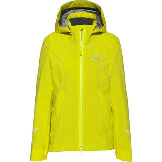 Jack Wolfskin Atlas Tour Hardshelljacke Damen flashing green