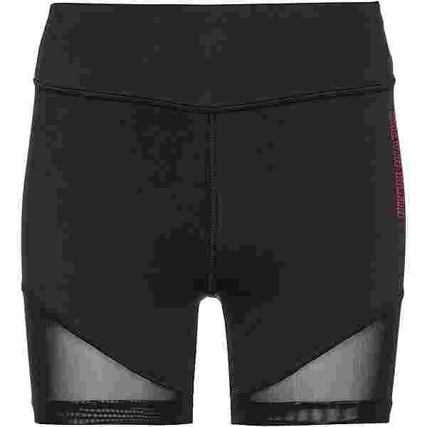 Calvin Klein Utility Strong Radlerhose Tights Damen ck black