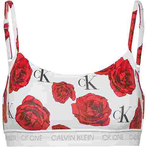 Calvin Klein Bustier Damen charming roses_american dreams